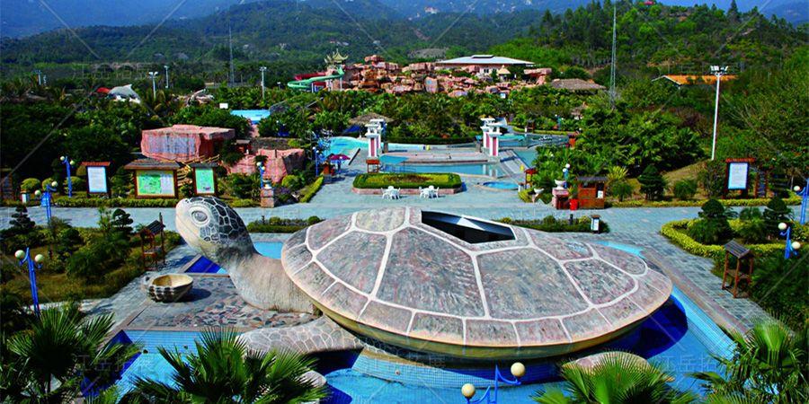 惠州海滨温泉拓展基地
