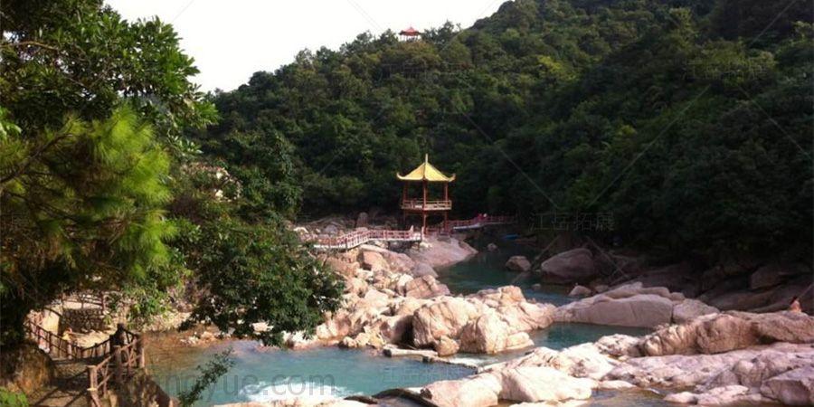 惠州南昆山拓展基地