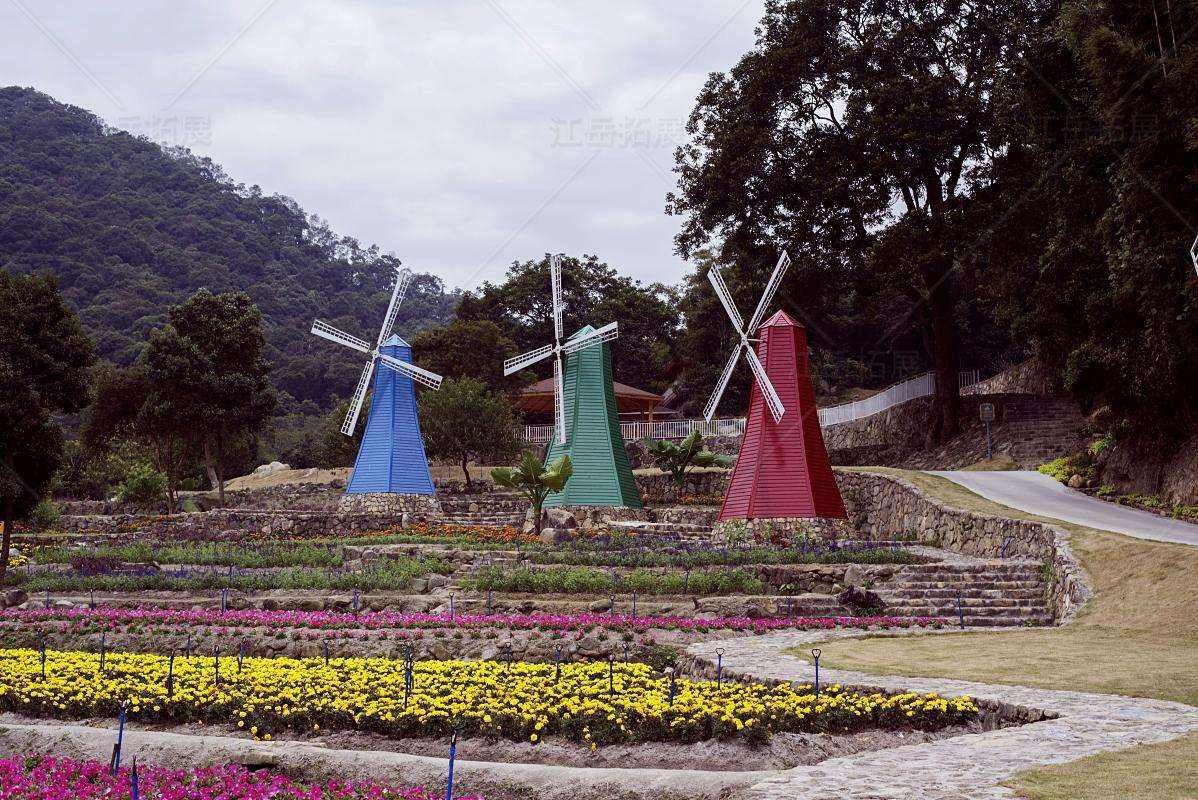 惠州大观园温泉拓展基地