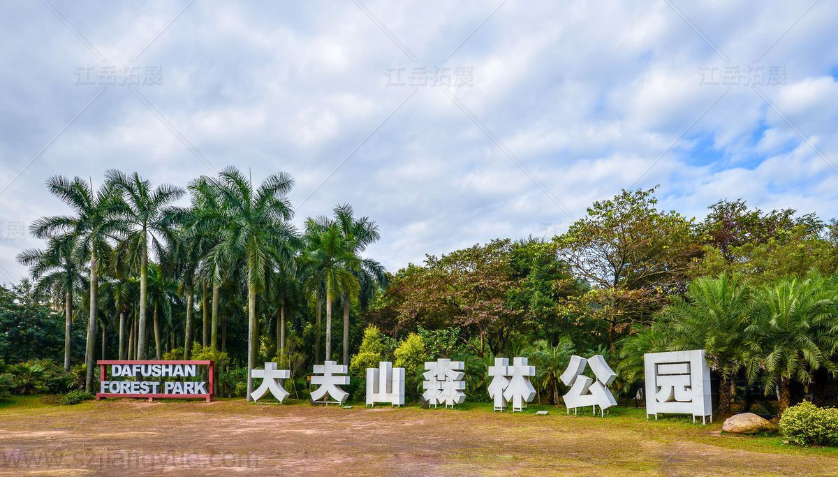 广州大夫山森林拓展基地