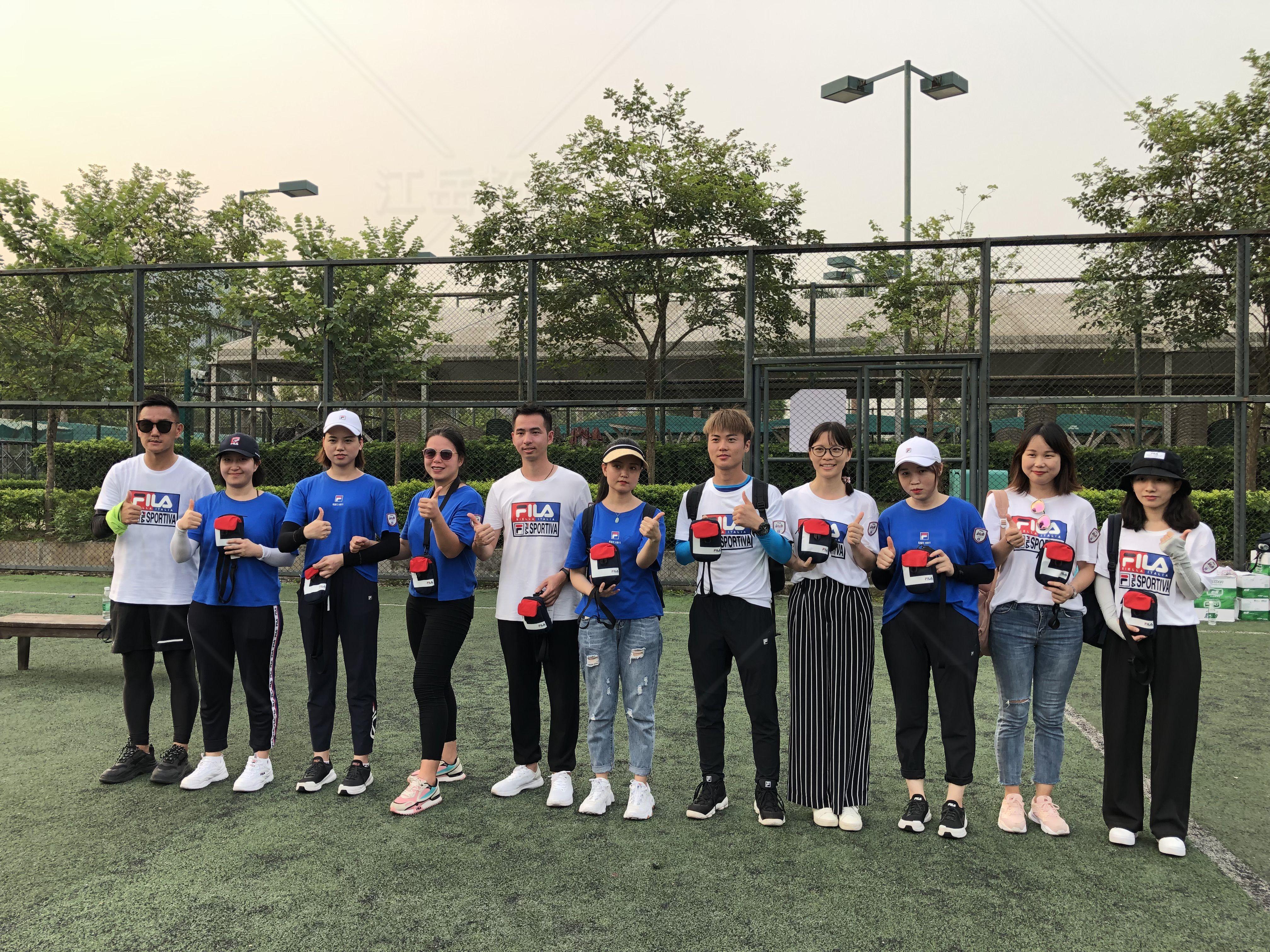 斐乐服饰2019广东零售运营大区半年度团队拓展